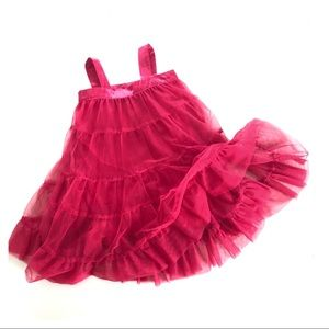 Fuchsia Tulle Ultimate Twirl Dress